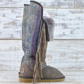 BOTAS INUIT COLOR TIERRA - TALLA 36