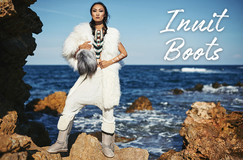Inuit Boots