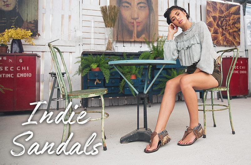 Indie Sandals