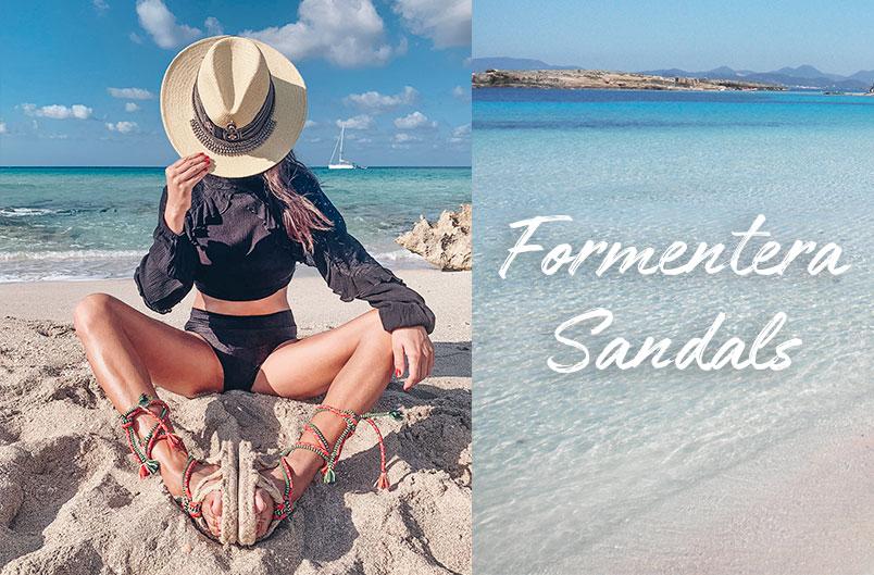 Sandalias Formentera