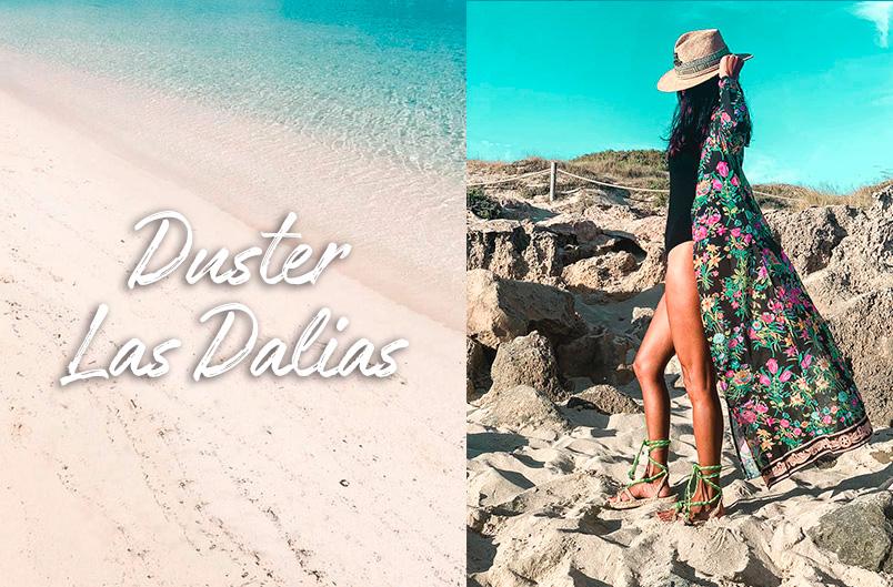 Duster Las Dalias