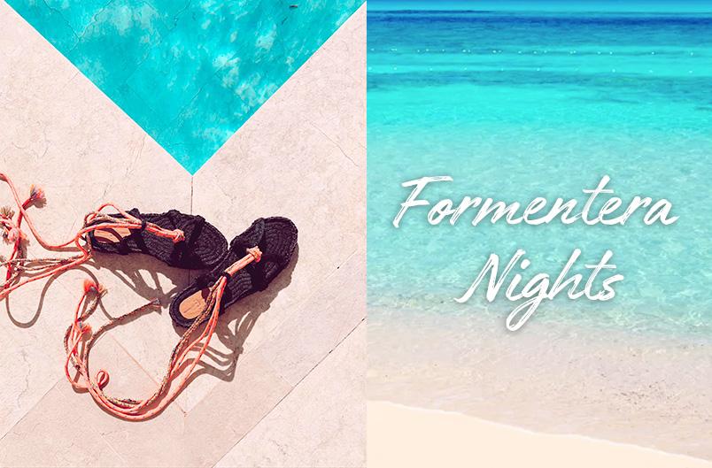 Formentera Nights Sandals