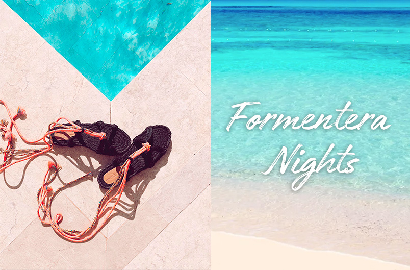Sandalias Formentera Nights