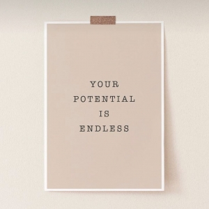 Your potential is endless #emonkibiza #lifestyle #ibiza #quote